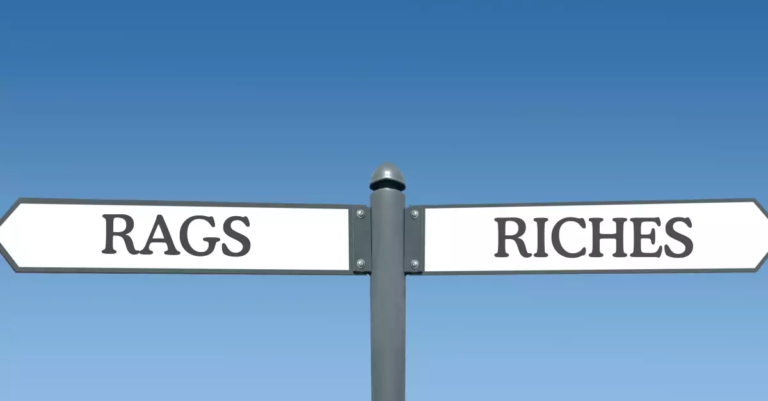 The Gospel: The Ultimate Rags-to-Riches Story